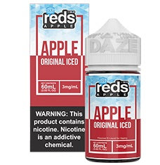 Reds Iced Apple 7 Daze