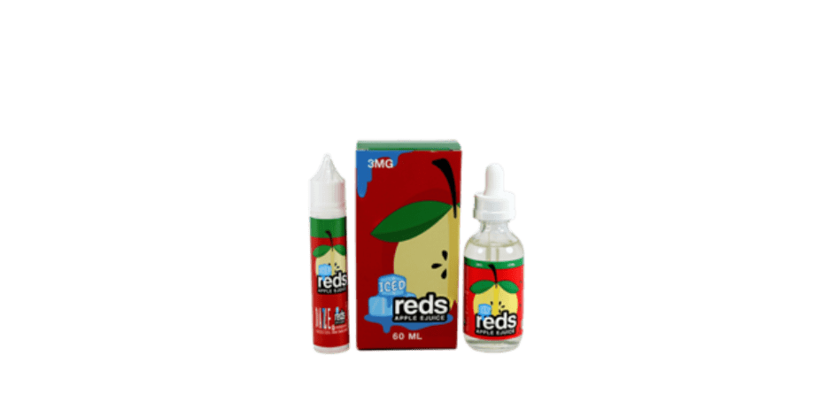 Reds Apple Iced by 7 Daze