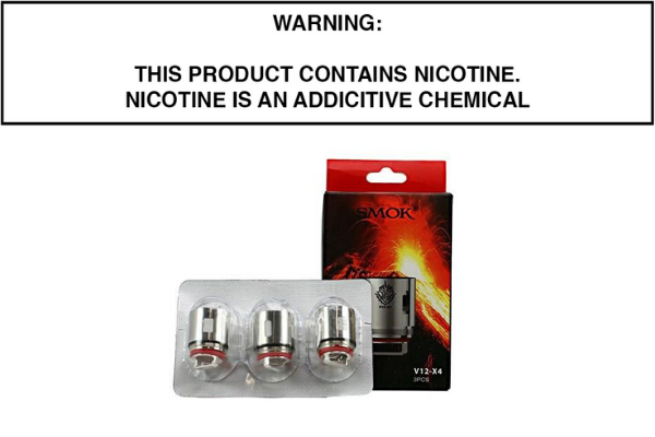 TFV12 V12-X4 REPLACEMENT COILS