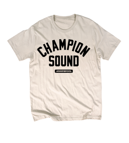 Champion Sound T-Shirt