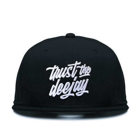 Trust The DJ Snapback Hat
