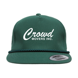 Crowd Movers Snapback Hat