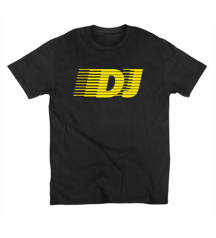 DJ Marathon T-Shirt (Black)