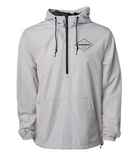MMP Diamond Windbreaker (Half Zip)