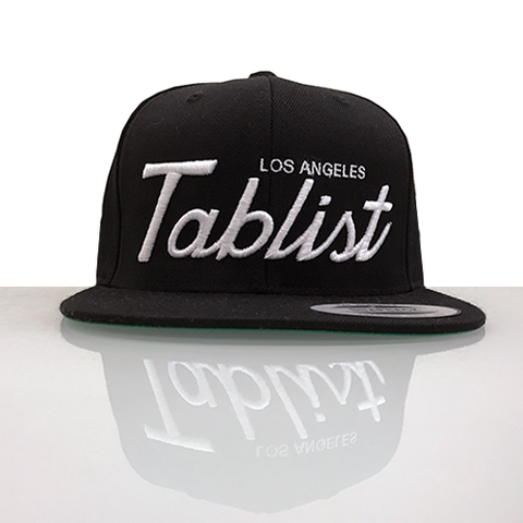 Los Angeles Tablist Snapback Hat