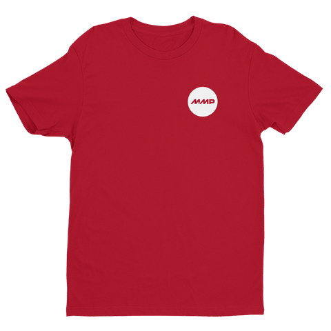 MMP Circle T-Shirt (Red)
