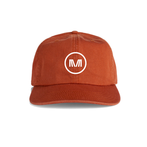MMP Logo Dad Hat (Burnt Orange)
