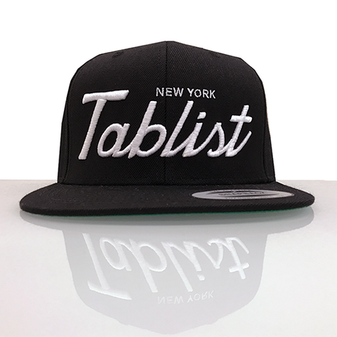 New York Tablist Snapback Hat