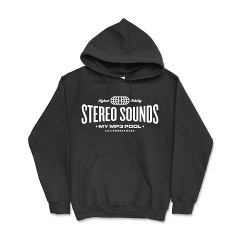 Stereo Sounds Hoody (Black)