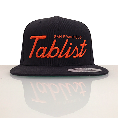 San Francisco Tablist Snapback Hat