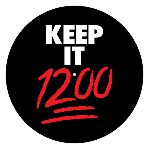"Keep It 1200 12"" Slipmats (Pair)"