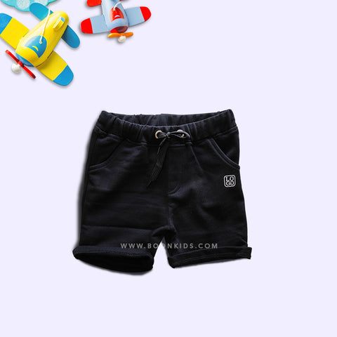 BOYS SHORTS BLACK