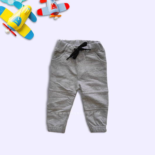 BOYS TROUSERS GREY