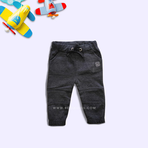 BOYS TROUSERS BLACK