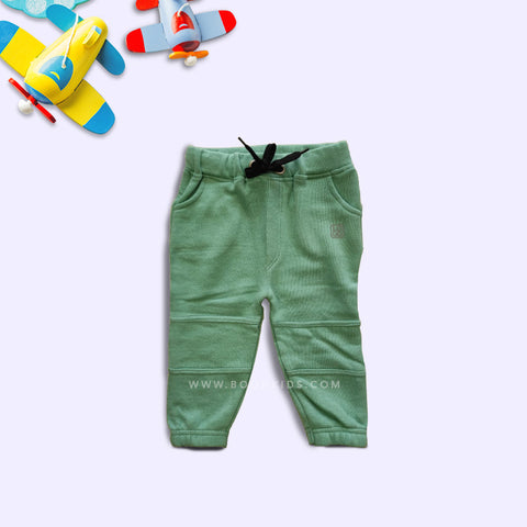 BOYS TROUSERS GREEN