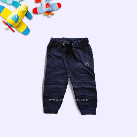 BOYS TROUSERS BLUE