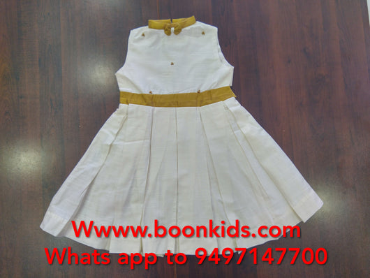 Traditional  frock
