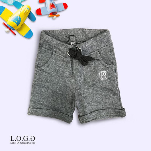 BOYS SHORTS Gray