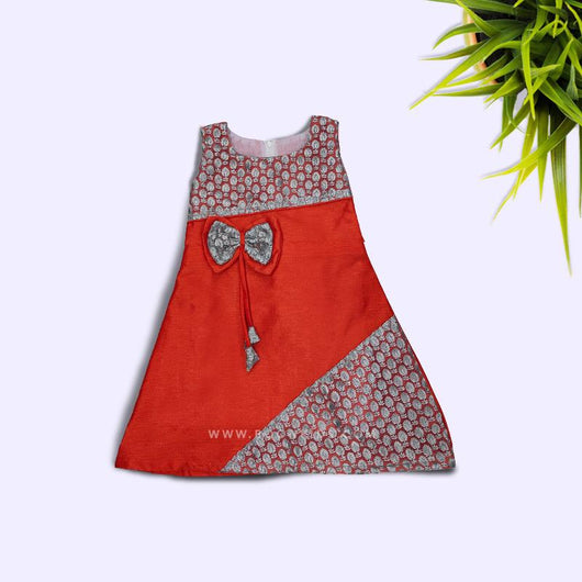 Sleeveless Frock CRMS