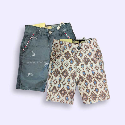Boys combo Cotton Shorts