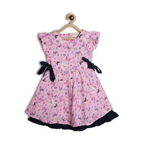 Cotton frock 86