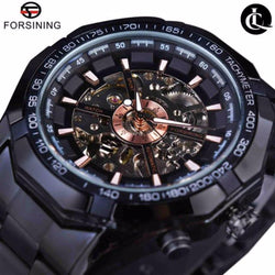 X-Wing Skeleton Racing Watch