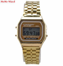 Vintage Digital Retro Watch
