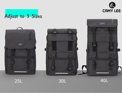 Anti-Theft Waterproof USB Laptop Backpack