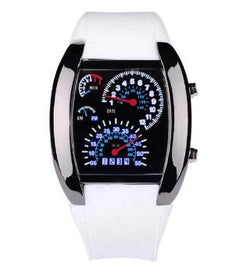 LED Racing Wrist Watch