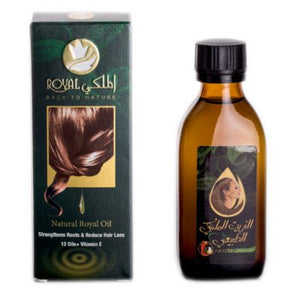 Royal Hair Oil