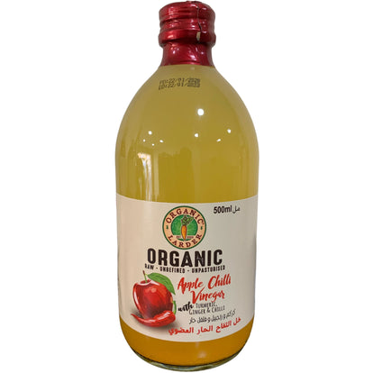 Organic Apple Chilli Vinegar