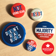These Buttons Were Made for Marching