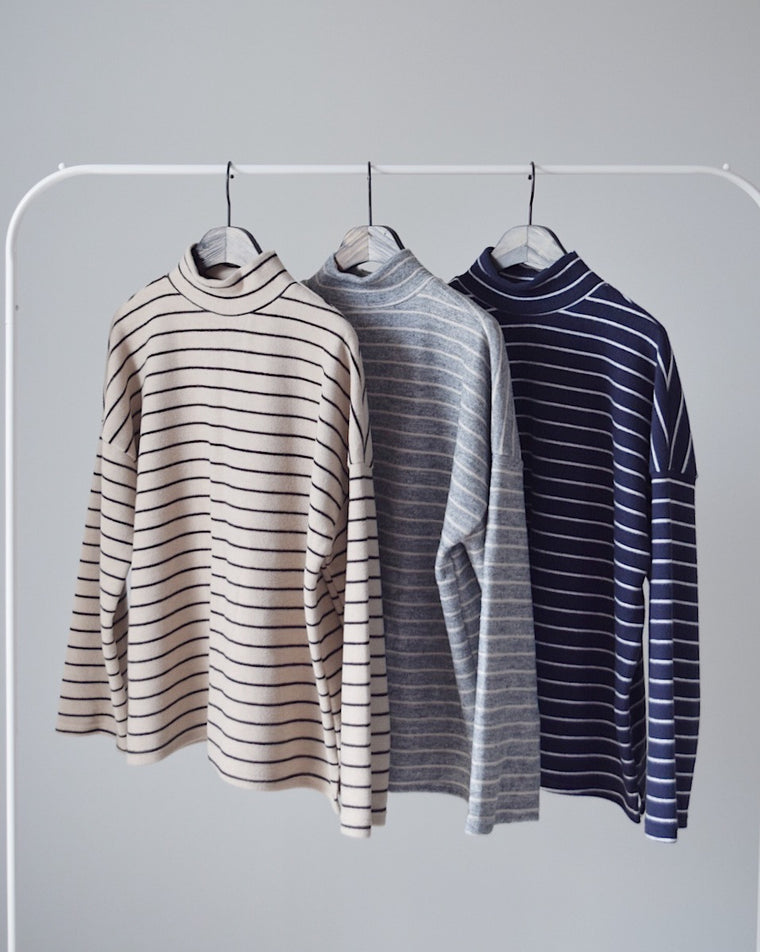 Daily Stripe T-shirt (3 colours)