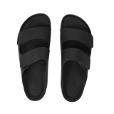 BLACK FULL MOON SANDAL