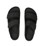 Black Ibiza Sandal by Payukan
