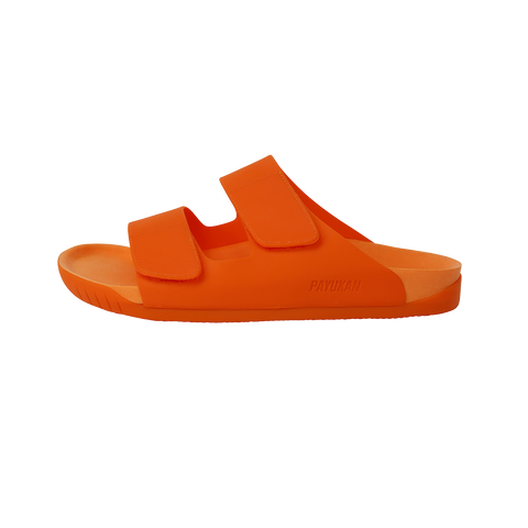 Orange Sunset Sandal by Payukan
