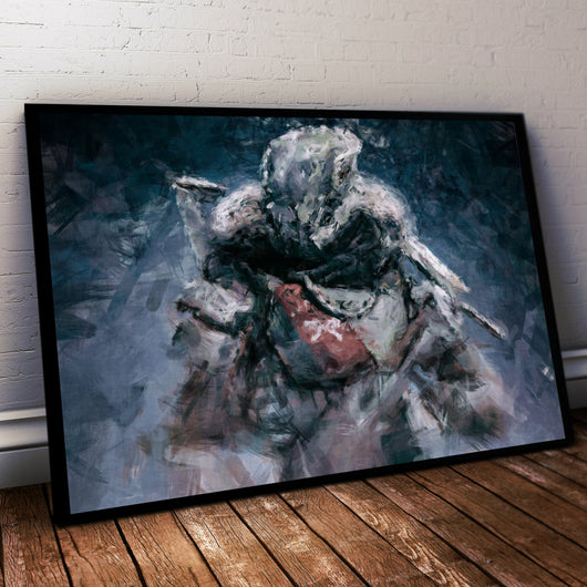 Destiny Poster Triple Pack. Destiny Hunter, Warlock and Titan Painting Prints.
