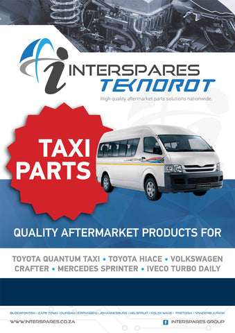 Taxi Parts Catalogue