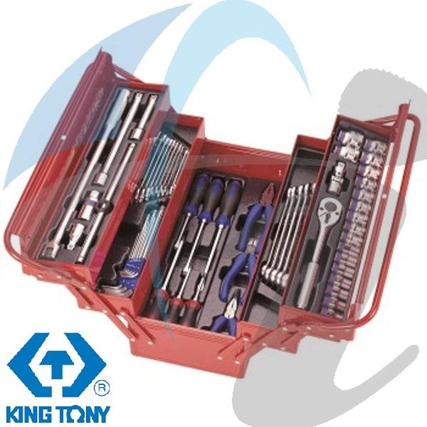 62 PC TOOL BOX SET