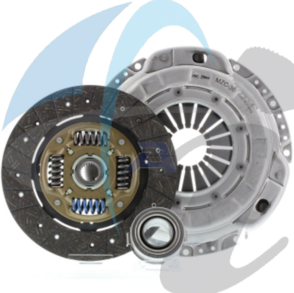 MAZDA BT50 2.5TDI, 3.0TDI 03-12 CLUTCH KIT