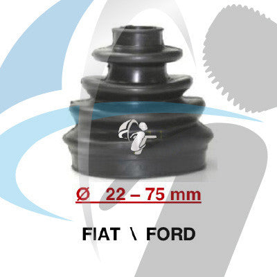 FIAT / FORD CV BOOT
