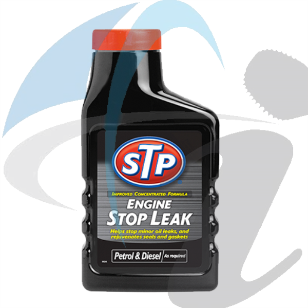 STP ENGINE OIL STOP LEAK