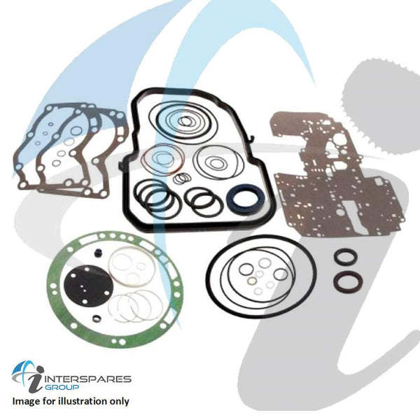 4L60E, 4L65E GASKET & SEAL KIT WITH PISTONS 04>