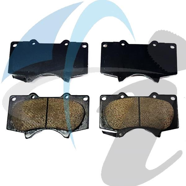 TOYOTA FORTUNER BRAKE PADS