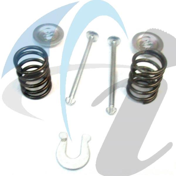 TOYOTA QUANTUM/HILUX HOLD DOWN SPRING KIT 15>