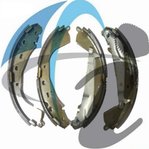 TOYOTA QUANTUM REAR BRAKE SHOE SET 12-15