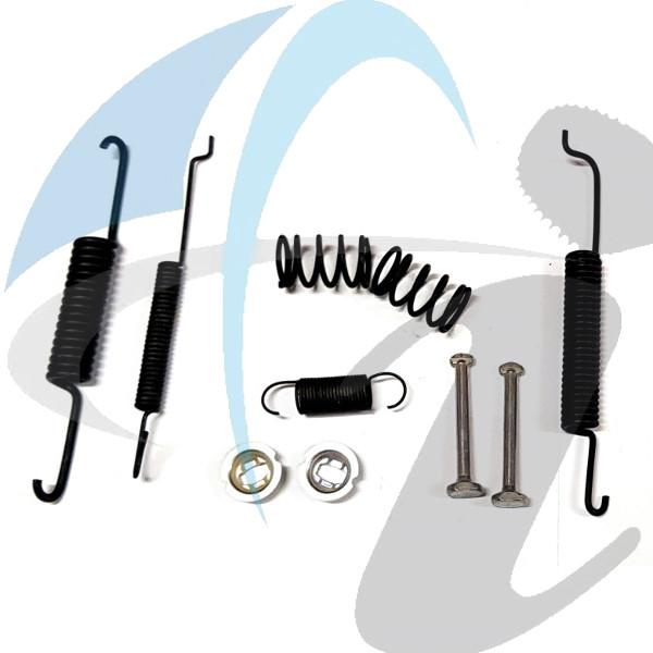 VW POLO RR SPRING KIT LH 200 PQ25
