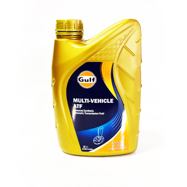 GULF ATF MULTI VECHILE OIL 1L