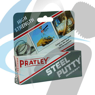 PRATLEY STEEL DISP 40ML