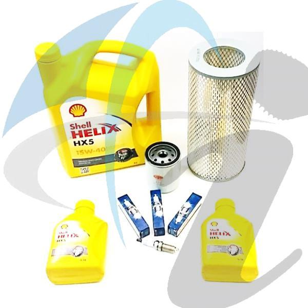 TOYOTA QUANTUM PETROL SERVICE KIT EARLY